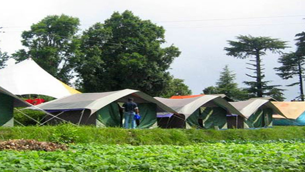 5 Top Adventure Camp In india kanatal